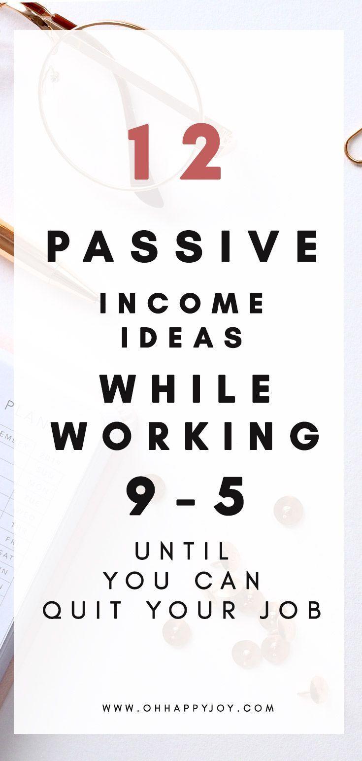 12 Möglichkeiten, mit Ihrem 9-5-Job zusätzliches Geld zu verdienen – Worst Case