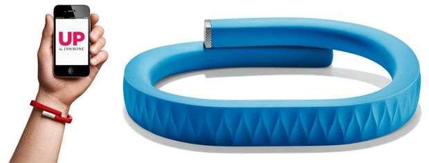 Coming soon! Jawbone Up  ...An electronic bracelet that serves users 24/7, using sophisticated sensors to track movement and sleeping patterns. This data will then be relayed to an app, accessible on phones, tablets and computers, in which users can type in the nutritional data of their diet. Serving as a diary of your daily activity, the app becomes a life coach of sorts, providing helpful suggestions tailored to your diet, exercise and sleeping patterns.