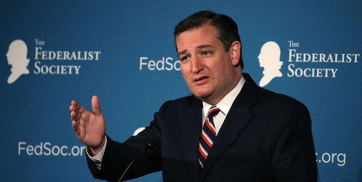 Ted Cruz will push anti-LGBT laws through Congress now Obama can't stop him