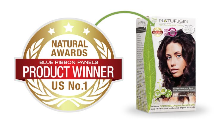 NATURIGIN has won several awards for our work to create the most natural product for you