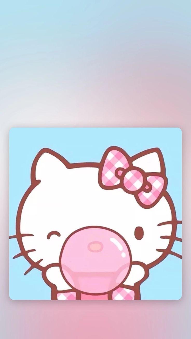 Wallpaper Hello Kitty Nurse
