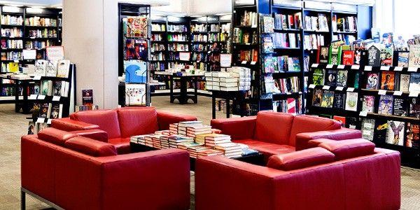 Waterstones - bookshops