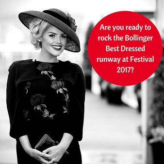 Bollinger Best Dressed Lady Style Tips