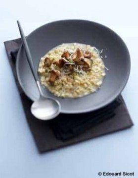 Crozets façon risotto Recette clic sur photo