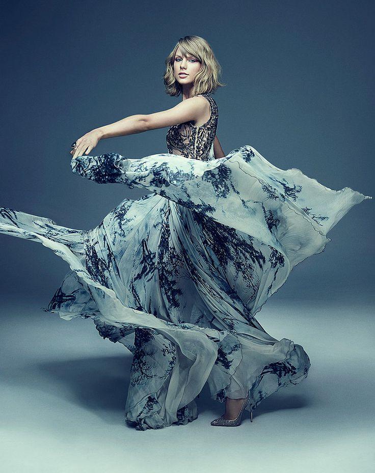 Тейлор Свифт — Фотосессия для «Billboard» 2014 – 4