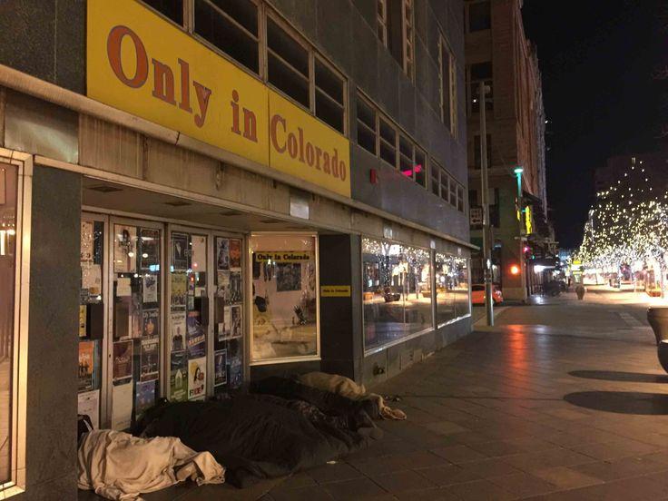 Denver's homeless