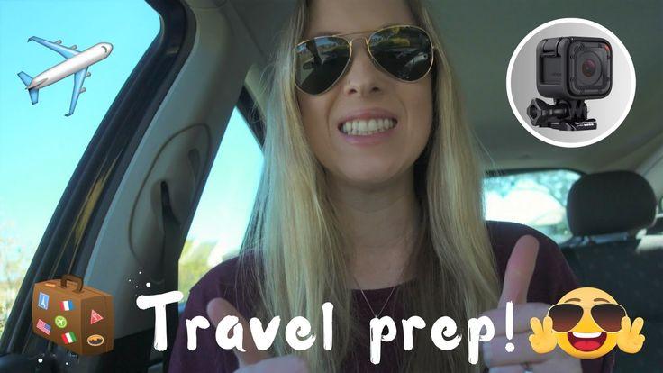 Preparing for my Southeast Asia adventure! | Follow me around VLOG