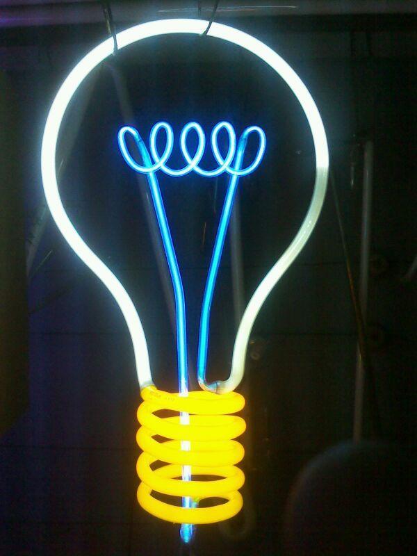Exceptionnel Oltre 25 fantastiche idee su Insegne luminose al neon su Pinterest  ZP91