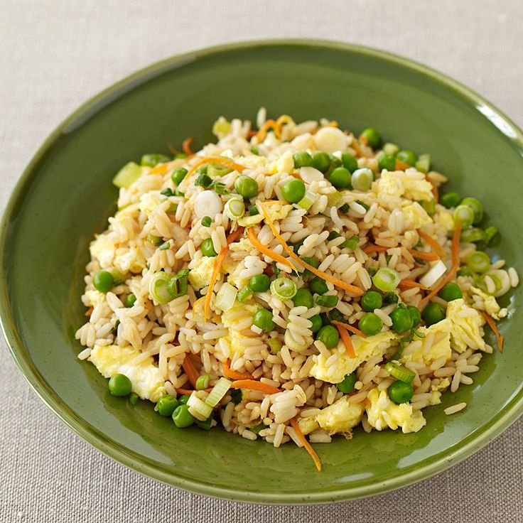 Easy Fried Rice   Recipes   Weight Watchers