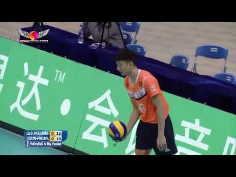 Shandong (山东) vs Hebei(河北) | 31-12-2017 | Chinese Men's volleyball super...