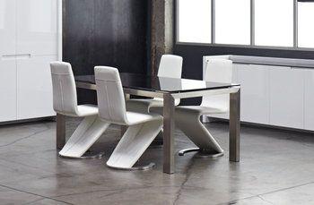 101 best images about table de salle manger design ou contemporaine table d 39 appoint on - Tafel salle a manger loft ...