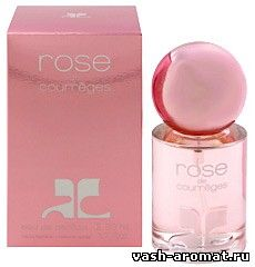 Rose De Courreges w 50ml edp - парфюмерия Courreges #Courreges #parfum #perfume #parfuminRussia #vasharomatru
