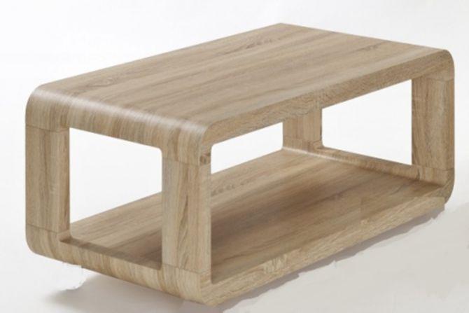 Konferenční stolek ALINA - 1, 513.2 -  dub Sanremo sand  (imitace)
