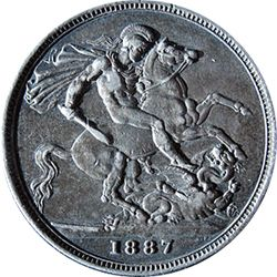 Coin Values | Coins of Great Britain UK,  for later use in The Basket of Flowers chapter 7