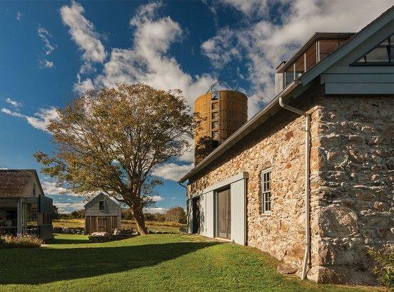 nowoczesna-STODOLA-Stone-Barn-at-a-Coastal-Farm-Bohlin-Cywinski-Jackson-04