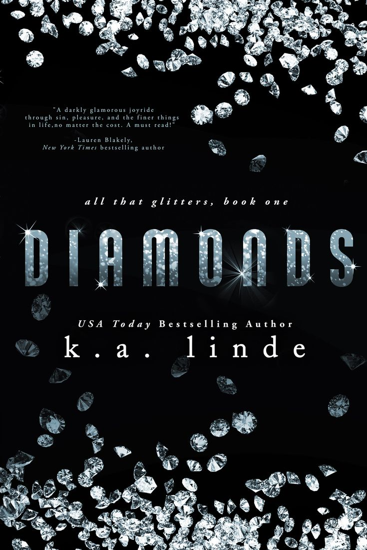 Diamonds (all That Glitters, #1)  Ka Linde The Beginning Of Bryna's  Beautiful Book Coversebooksbooks