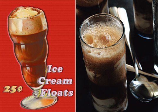 Old-Fashioned Floats: Flavors to use in cookie ice cream sandwiches