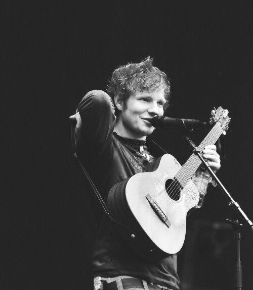 Ed <3 Just bought my floor tickets!