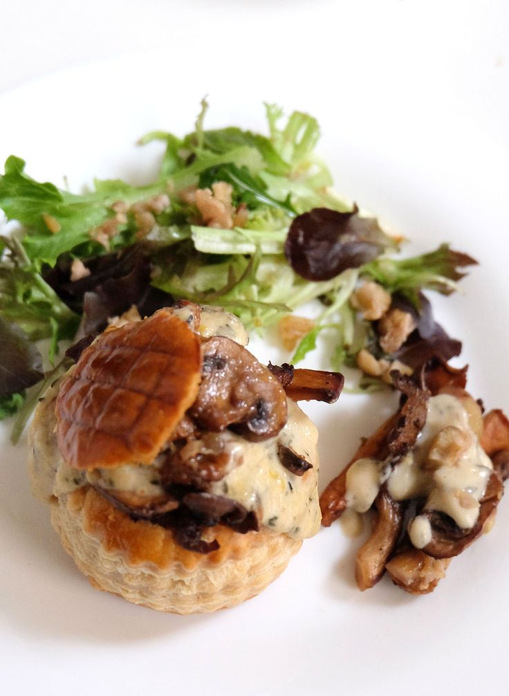 vol-au-vent-forestier-champignons-des-bois photo Mademoiselle Bagatelles