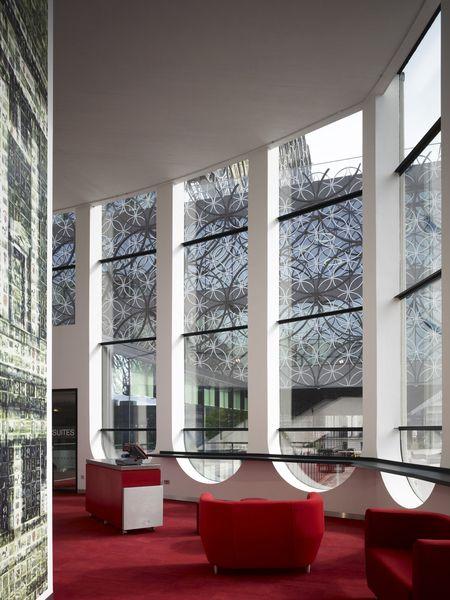 Bibliothek in Birmingham, mecanoo architecten