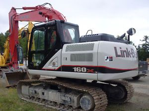 2014 Link Belt 160X-3 Excavator for sale by owner on Heavy Equipment Registry http://www.heavyequipmentregistry.com/heavy-equipment/15074.htm