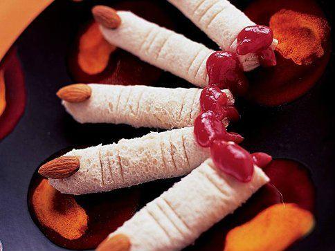 """A cozinheira britânica Annabel Karmel  criou diferentes receitas que têm como tema o """"Dia das Bruxas""""."""