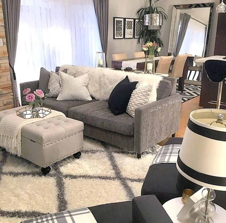 Image Result For Grey Couches With White Area Rug Living Room