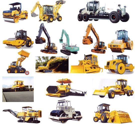 colossal earth moving equipment for dams   ... heavy construction equipment suppliers, heavy machineries wholesalers