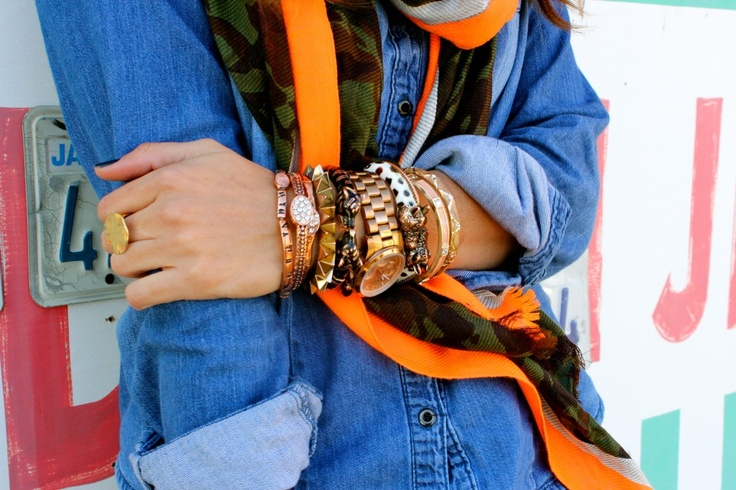 What Courtney Wore :: details