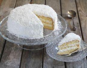 Recette - Layer cake moelleux à la noix de coco en pas à pas
