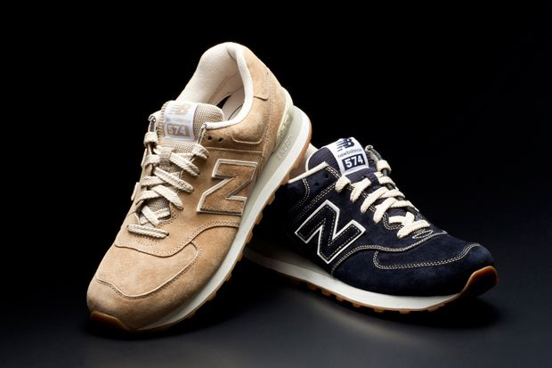 New Balance 2012 Fall ML574 Pigskin Suede Pack