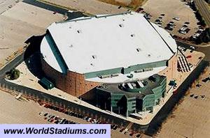 Detroit Pistons - The Palace of Auburn Hills