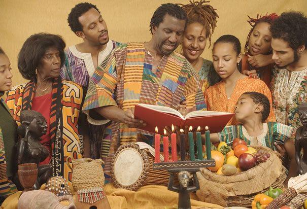 HAPPY KWANZAA to all who celebrate! Learn its history http://www.history.com/topics/kwanzaa-history/photos#kwanzaa