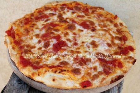 Focaccia facile morbida con pomodoro e mozzarella blog il mio saper fare