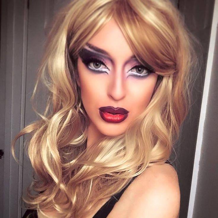 De 25+ bedste idéer inden for Drag queen makeup på ...