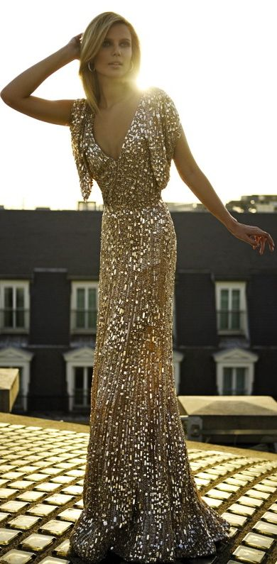 Emmy DE * Elie Saab - Magnificent Gown!!! Shelby's maid of honor dress