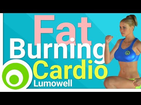 40 Min Fat Burning Cardio Workout - YouTube