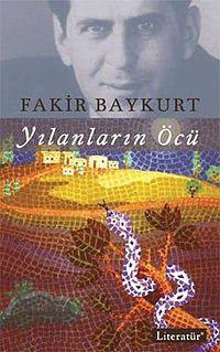 """Fakir Baykurt """" Yılanların Öcü """" ePub ebook PDF ekitap indir - e-Babil Kütüphanesi"""