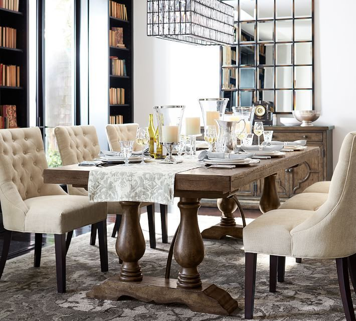 The 12 Best Dining Chairs Of 2020 Rustic Dining Room Side