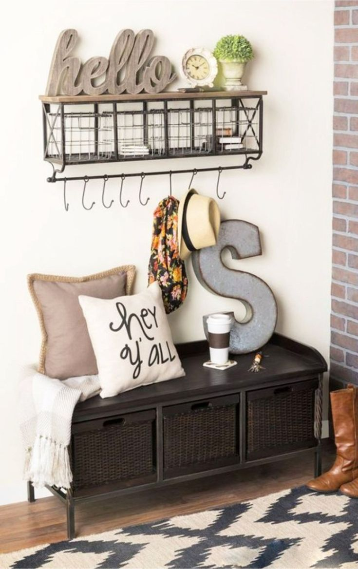 Small Entryways - 19+ Small Foyer Decor Ideas For Tiny Foyers