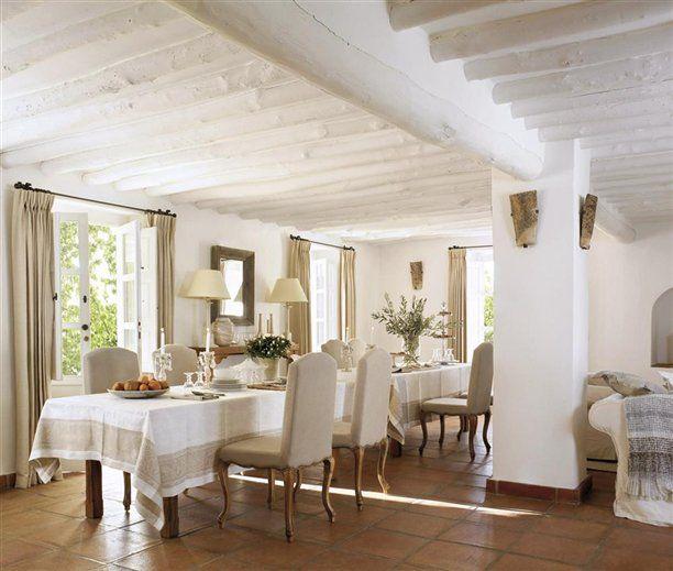 Un cortijo renovado en la sierra malagueña · ElMueble.com · Casas