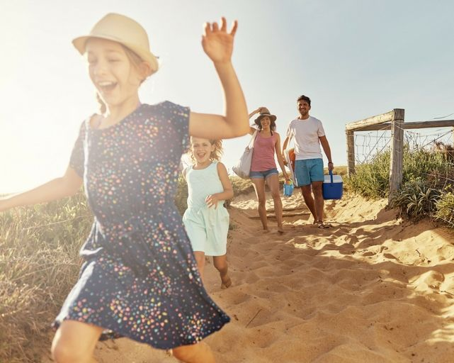 15 Amazing places to visit this August bank holiday - Families Online