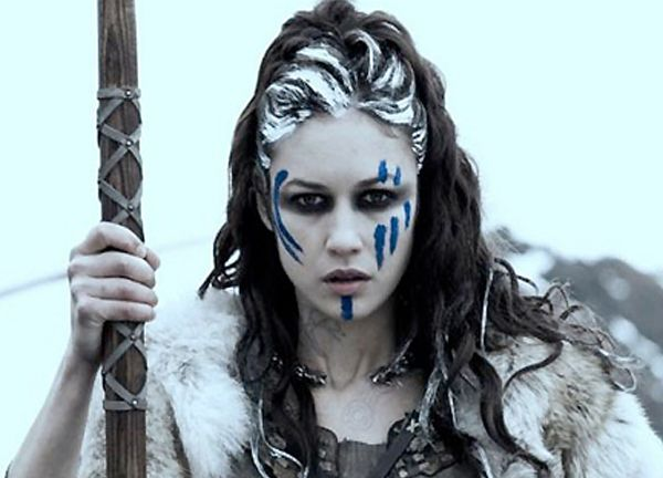Celtic Warriors Face Paint