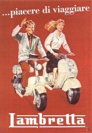 lambretta,scooter