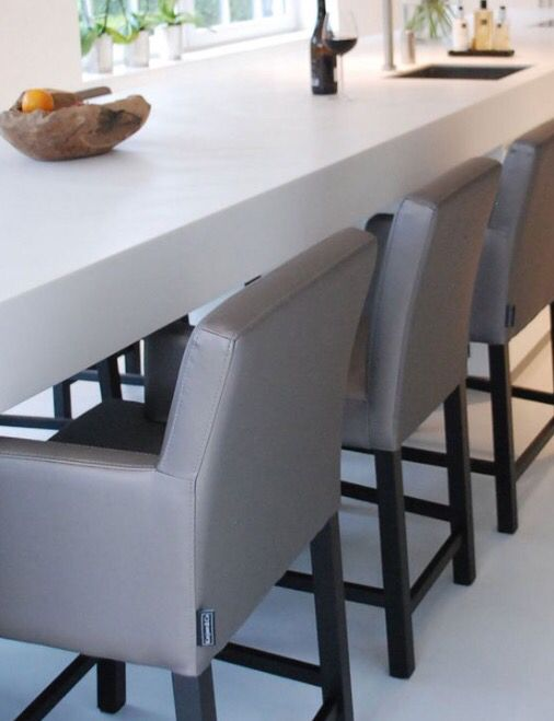17 beste afbeeldingen over keuken op pinterest moderne keukens bar en witte keukens - Luminai re voor de keuken bar ...