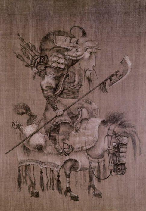 Даши Намдаков бурятский художник и скульптор