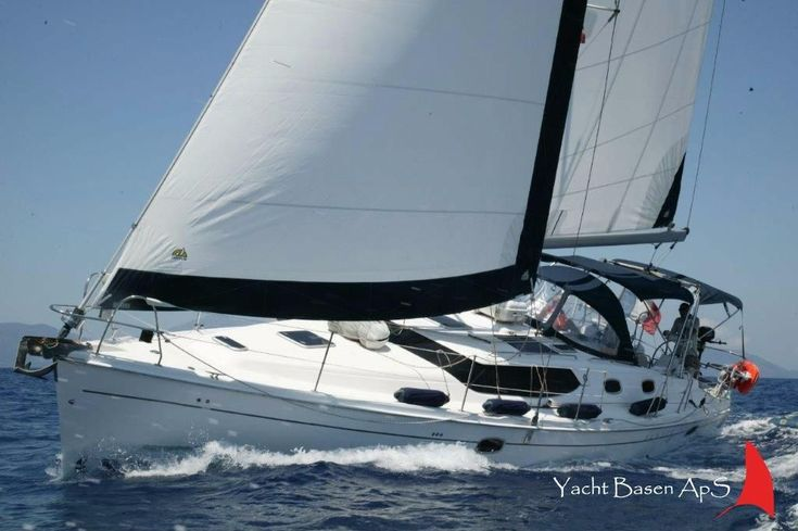 2008 Hunter 45 DS Sail New and Used Boats for Sale -