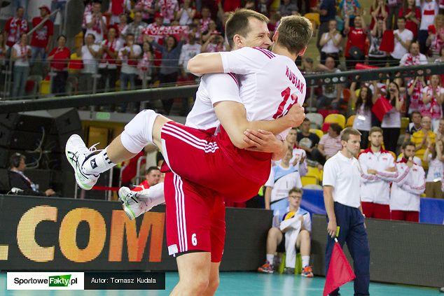 LŚ, gr. B: Nie mam mocnych na Biało-Czerwonych, rywal znów pokonany - relacja z meczu Polska - Iran - Siatkówka - SportoweFakty.pl