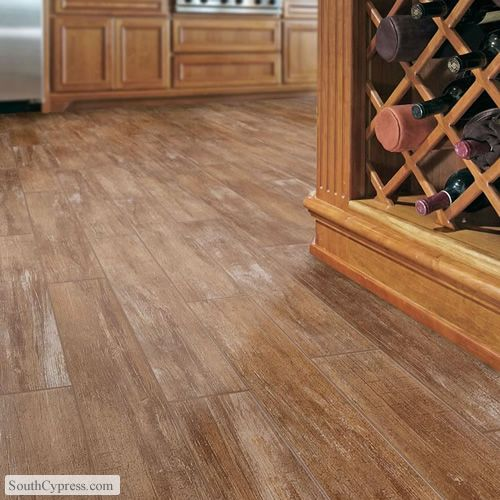 46 best flooring images on pinterest flooring ideas homes and brick flooring - South cypress wood tile ...