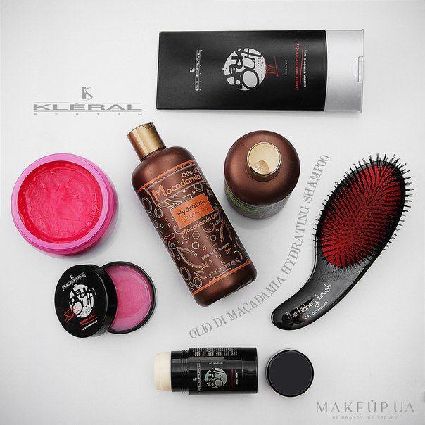 Kleral System Olio Di Macadamia Hidrating Shampoo